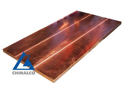 铜铬锆板材